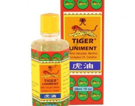 Tiger Balm liniment