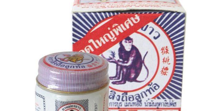 Monkey Balm Thailand